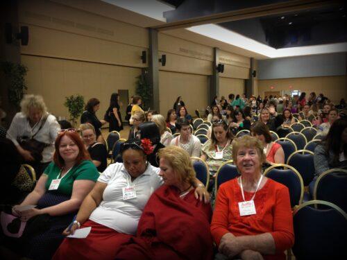 Über 400 Frauen besuchten Workshops, hörten Vorträge und vernetzten sich